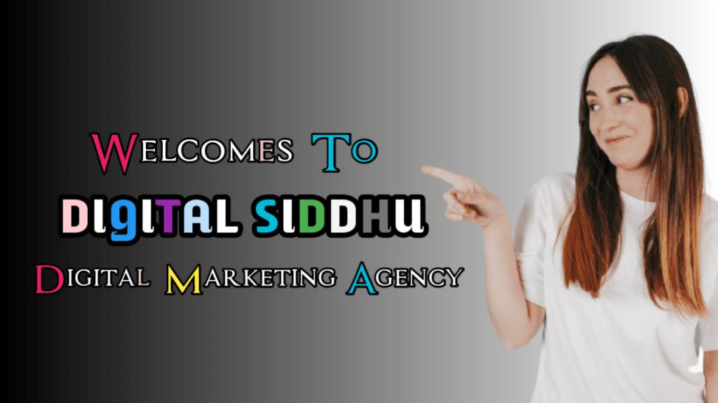 Welcome to Digital Siddhu